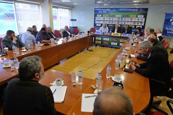 Football League: Πρεμιέρα με ντέρμπι στα play offs!