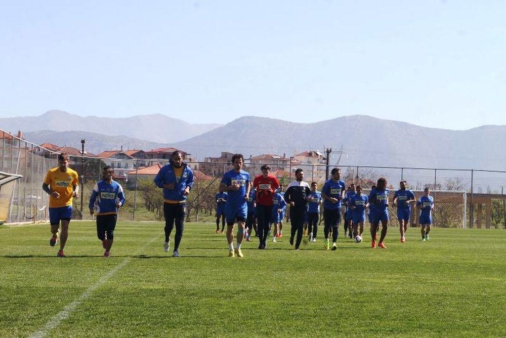 Αστέρας Τρίπολης: «Τρέχει» ο Μπαράλες