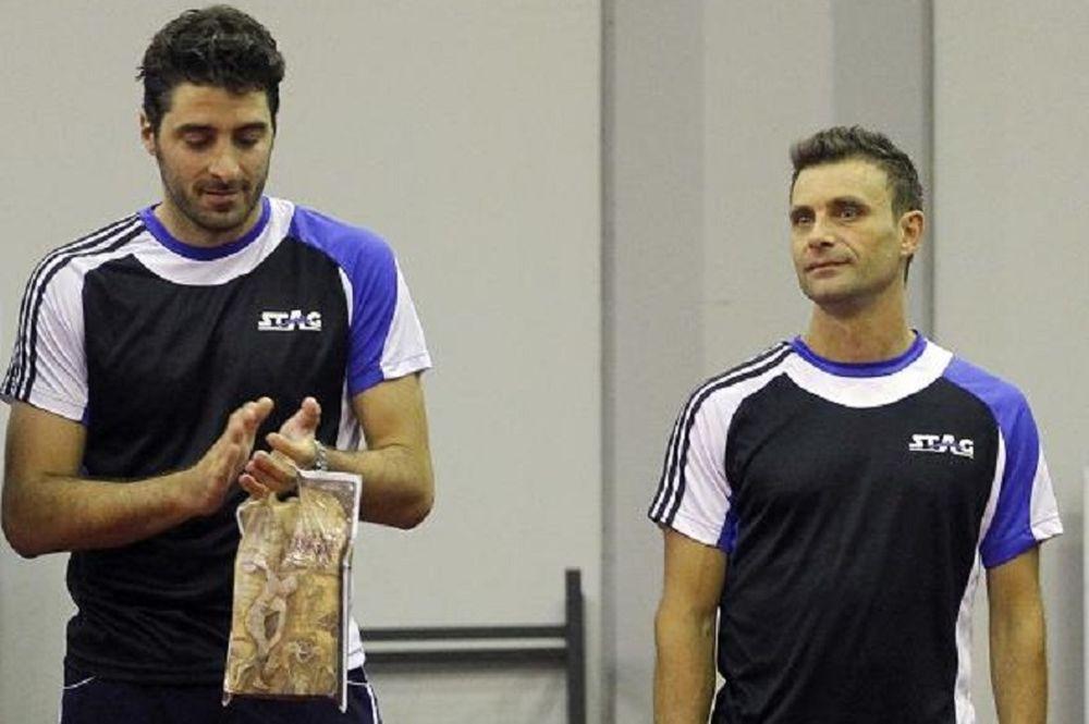 Βατσακλής: «Μεγάλο κίνητρο ένα Παγκόσμιο πρωτάθλημα Πινγκ Πονγκ»