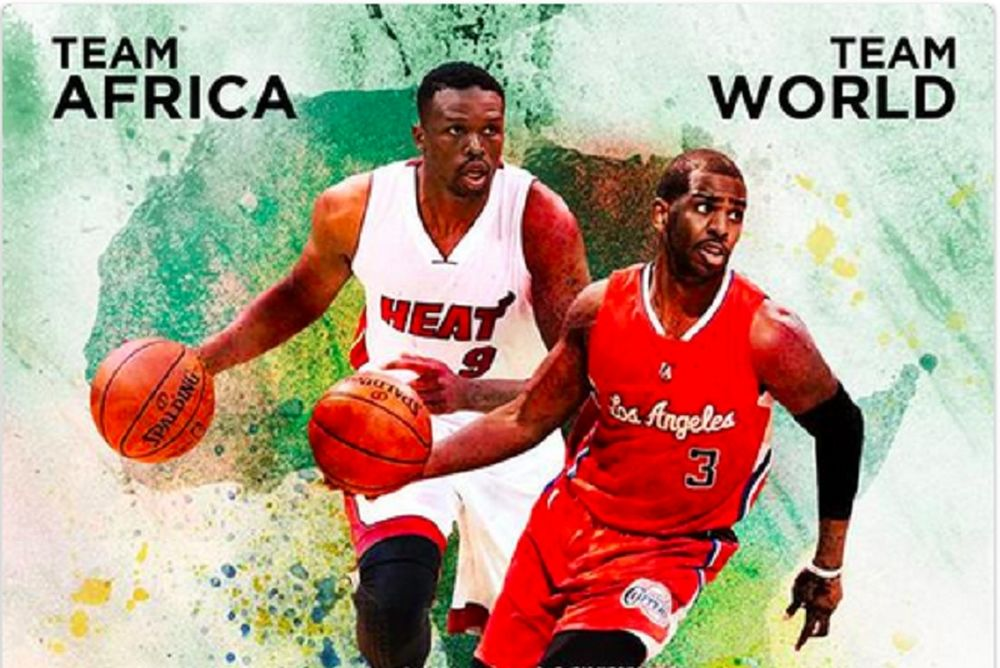 NBA: Αγώνες στη Νότια Αφρική