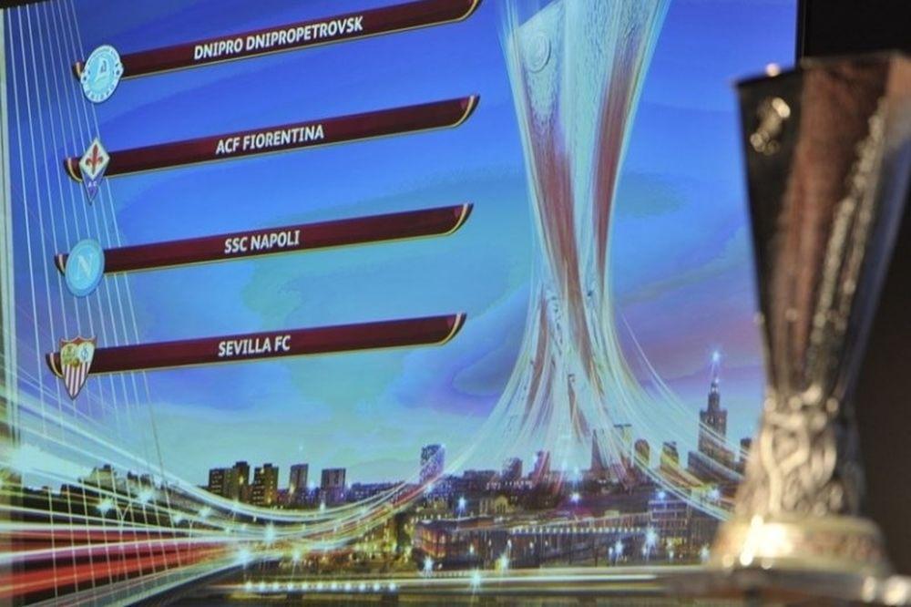 Europa League : Με Φιορεντίνα η κάτοχος Σεβίλλη