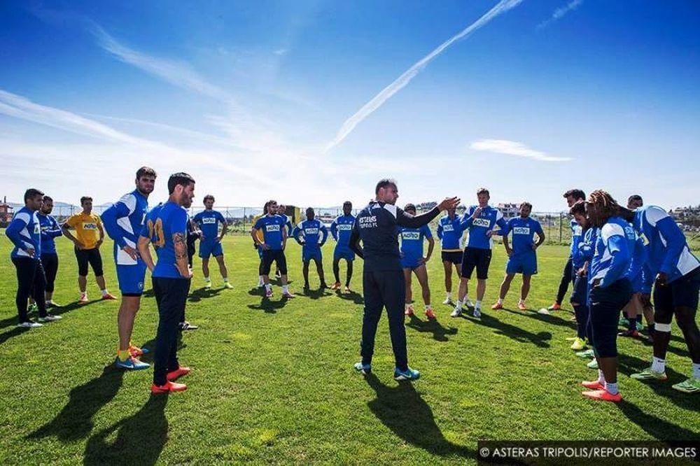 Αστέρας Τρίπολης: Μέσα οι Μπαράλες, Αλόκο (photos)