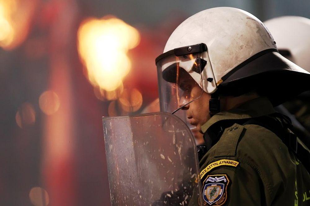 Προσαγωγές και συλλήψεις για τα επεισόδια στη Θεσσαλονίκη
