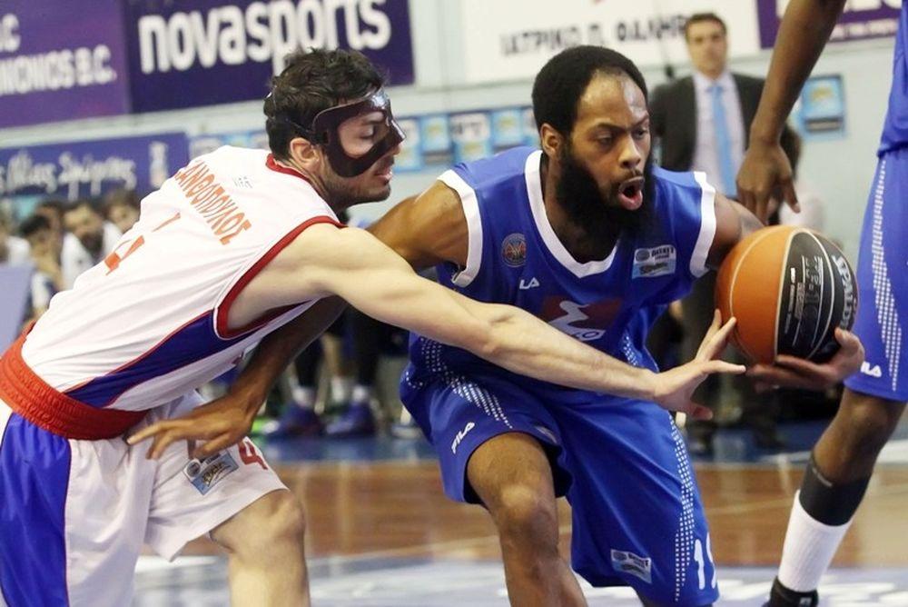 Basket League: Πανιώνιος - Πανελευσινιακός 94-95 (photos)