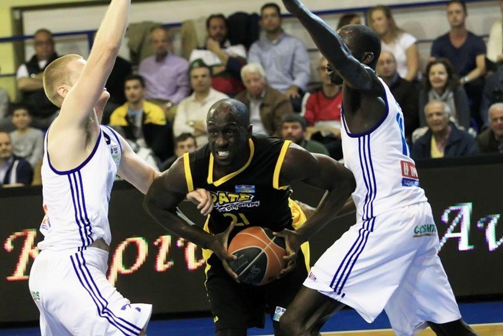 Basket League: Ρέθυμνο - ΑΕΚ 80-79 (photos)