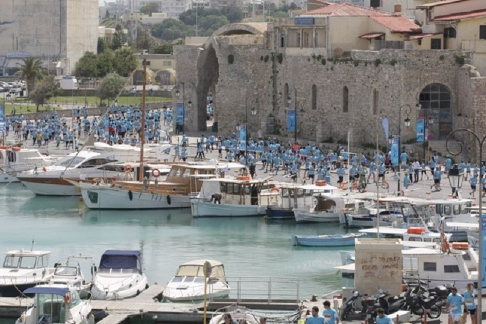 Run Greece Ηρακλείου: Αντίστροφη μέτρηση