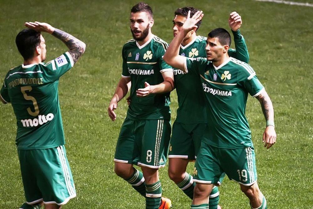 Παναθηναϊκός - Skoda Ξάνθη 2-0: Τα γκολ και οι καλύτερες φάσεις (video)