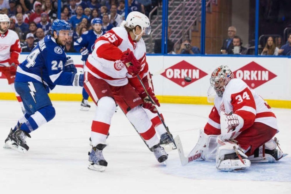 NHL: Νέο shutout για Mrazek, 3-2 για Ρεντ Ουίνγκς (videos)