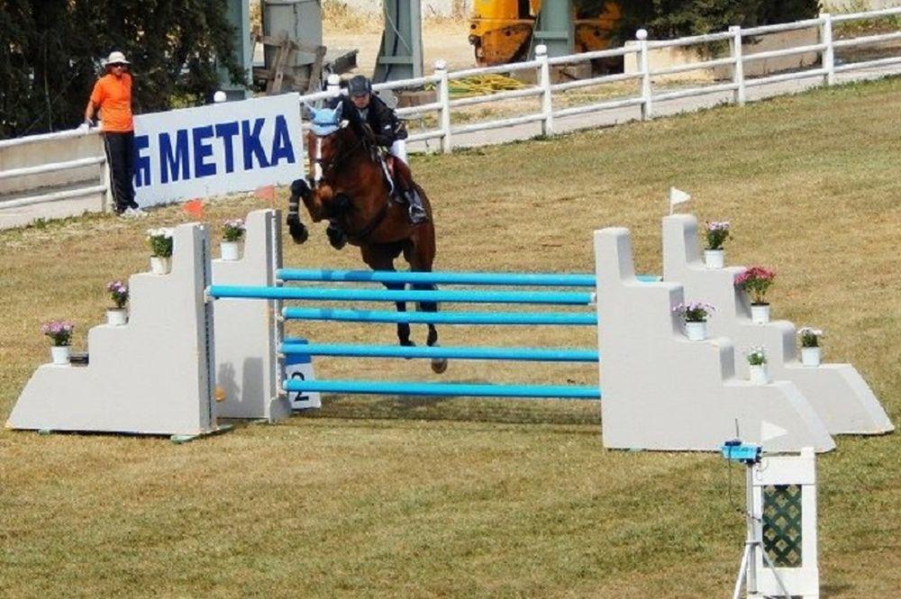 Ιππασία: Οι πρωταθλητές 2015  στην Υπερπήδηση Εμποδίων