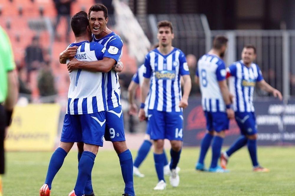 Ηρακλής – ΑΕΚ 2-1: Τα γκολ του αγώνα (video)