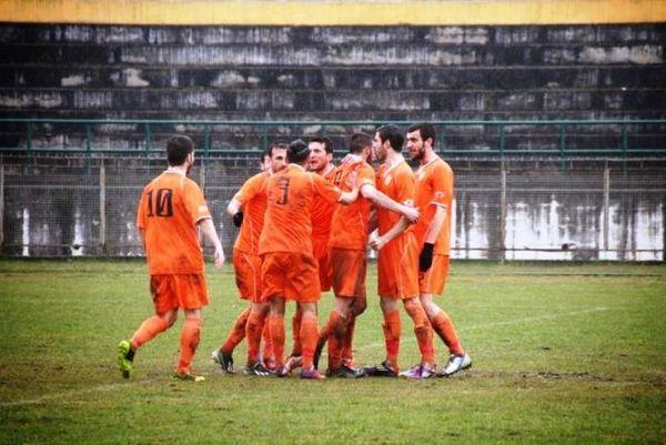Ορφέας Ελευθερούπολης – Απόλλων Αρναίας 0-1
