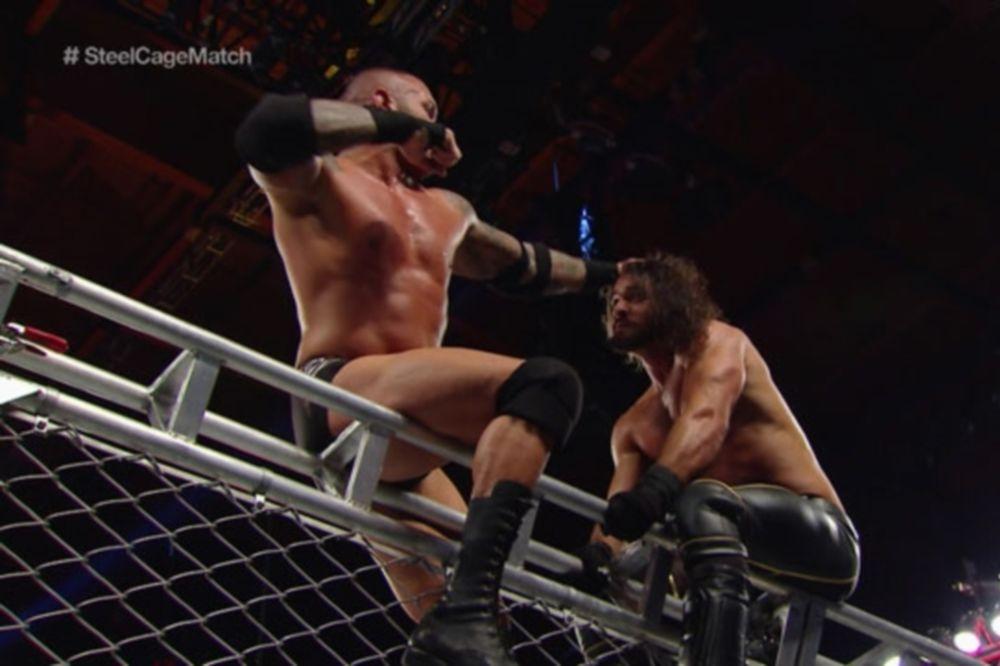 Extreme Rules: Τελικά είχε RKO (videos)