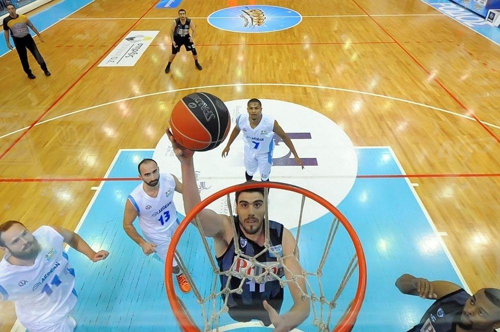 Basket League: ΠΑΟΚ - Κολοσσός 77-72