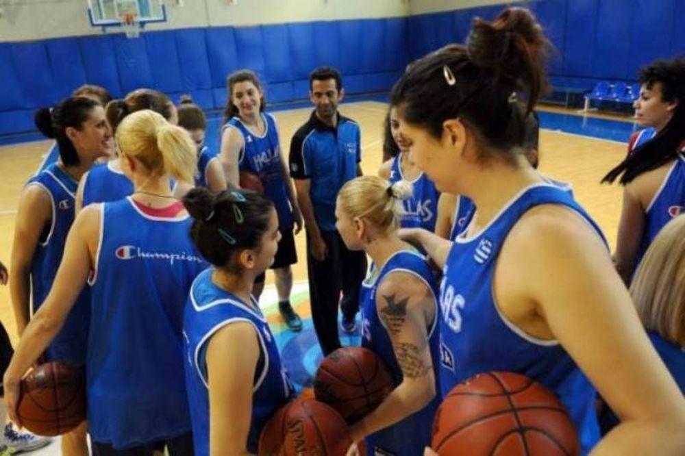 Ευρωμπάσκετ Γυναικών: Οι «εκλεκτές» του Δικαιουλάκου