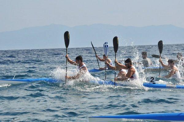 Κανόε Καγιάκ: «Όλη η Ελλάδα τραβάει κουπί!» στον Πόρο