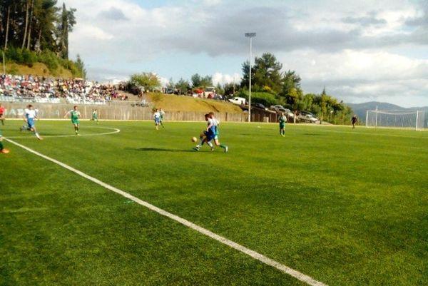 Σούλι Παραμυθιάς-Νέστος Χρυσούπολης 0-6