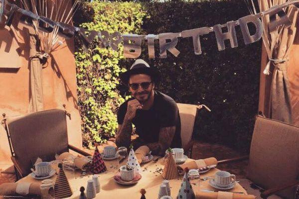 Το πάρτι γενεθλίων του Μπέκαμ (photos-video)