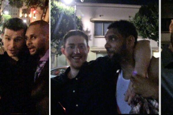 ΝΒΑ: Ο Ντάνκαν κουβάλησε μεθυσμένο συμπαίκτη του (video)
