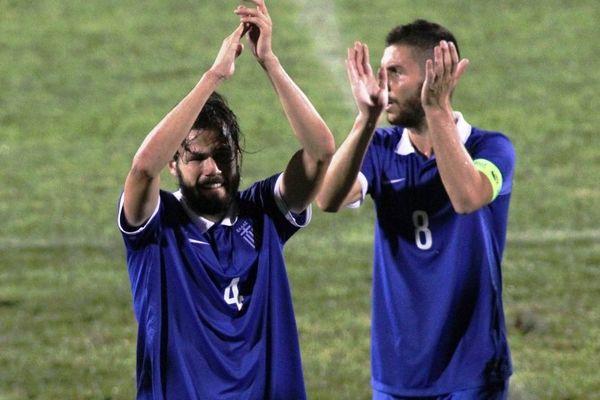 Μπουγαΐδης: «Η Εθνική κάτι παραπάνω από μια ομάδα!»