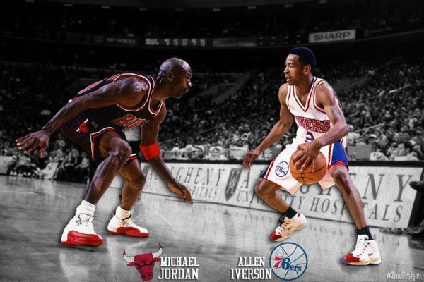 Όταν ο Iverson «χόρεψε» τον Jordan! (video)