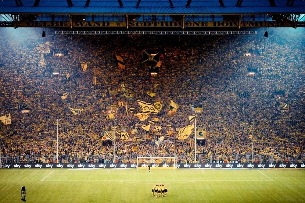 Τα πιο γεμάτα γήπεδα της Ευρώπης (photos) - Onsports.gr