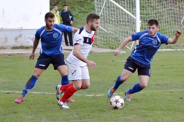 ΑΟ Τρίκαλα-Κοζάνη 3-1