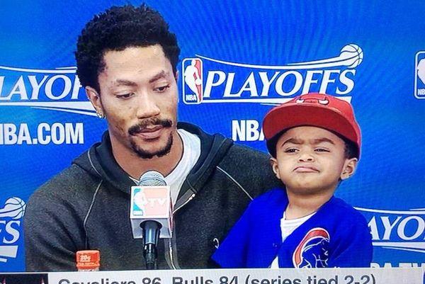 Σικάγο Μπουλς: Δεν… μασάει ο γιος του Ρόουζ (video)