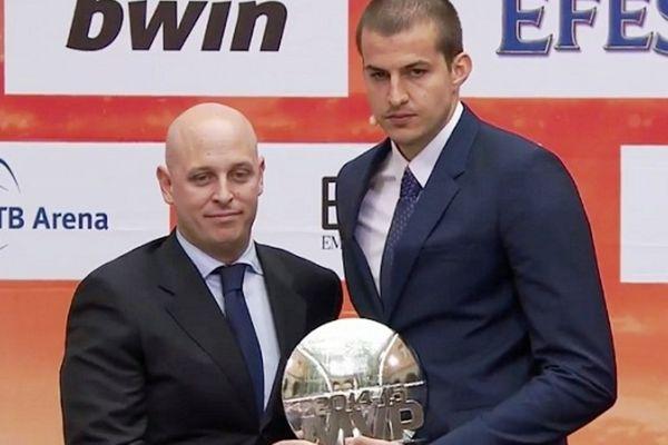 Ευρωλίγκα: MVP ο Μπιέλιτσα
