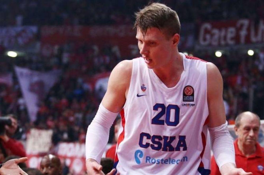 Βοροντσέβιτς: «Είμαστε θυμωμένοι με τον Ολυμπιακό»