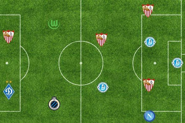Europa League: Η κορυφαία ενδεκάδα (photos+videos)