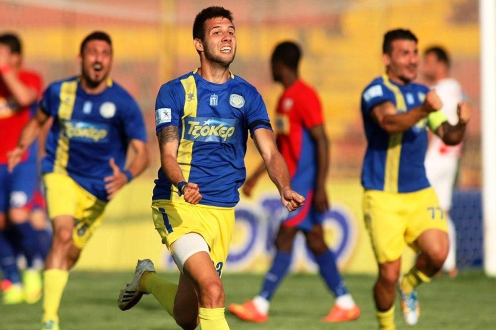 Football League: Έμπλεξε η Αναγέννηση