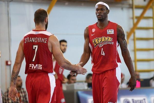 Ολυμπιακός: Χωρίς Σπανούλη και Πέτγουεϊ στη Θεσσαλονίκη!