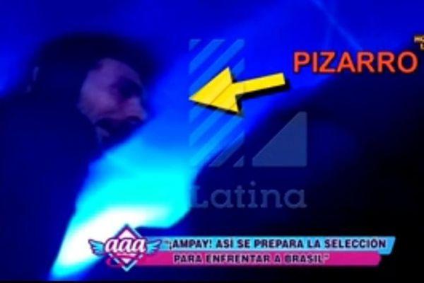 Λιώμα στο ποτό ο Πιζάρο! (video)
