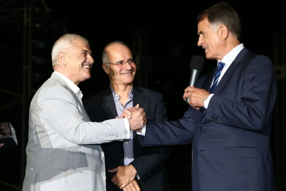 Μπάγεβιτς: «Πάντα πίστευα ότι θα πας ψηλά την ΑΕΚ»