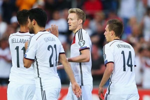 Προκριματικά Euro 2016: «Εφτάρα» η Γερμανία, άνετα η Δανία