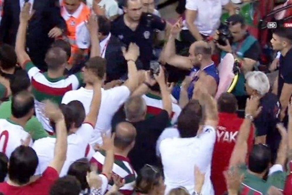 Ήττα και απίστευτη χειρονομία στους οπαδούς από Κρστιτς (video)