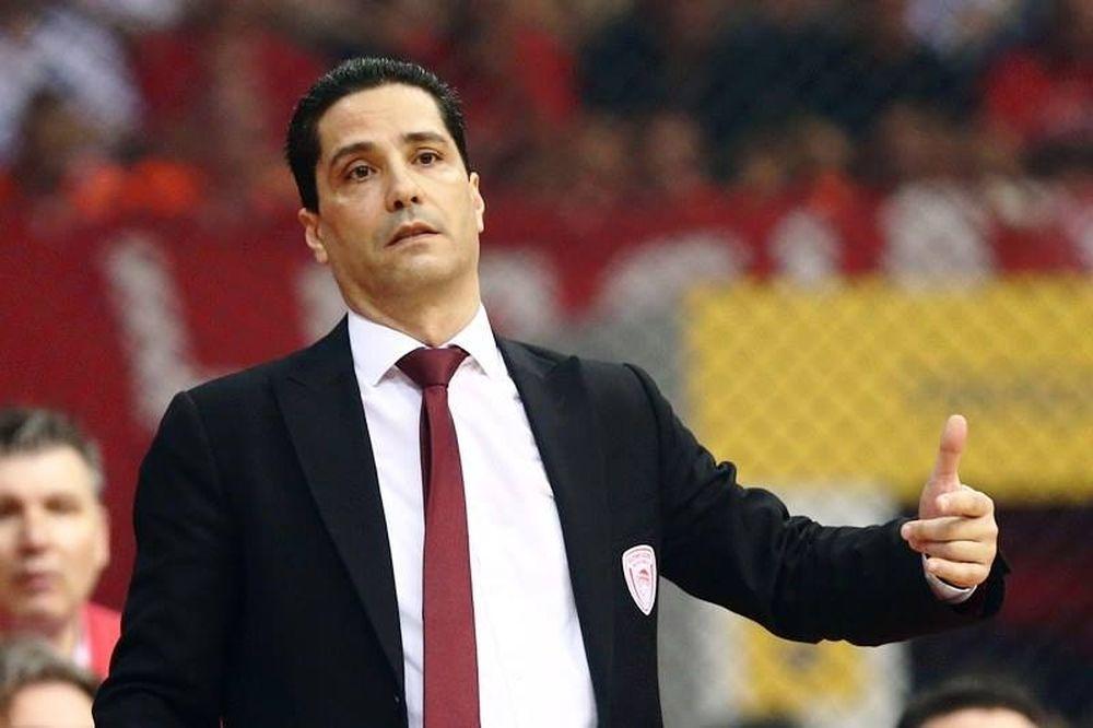 Σφαιρόπουλος: «Δικαιούμασταν την επιτυχία»