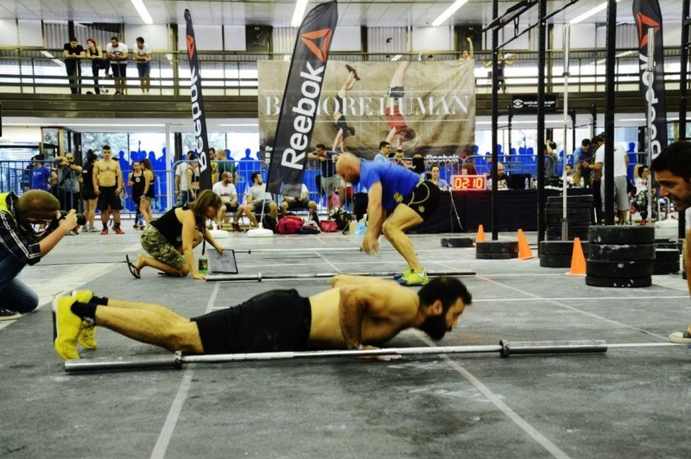 Η Reebok χορηγός του μεγαλύτερου fitness event! (photos)
