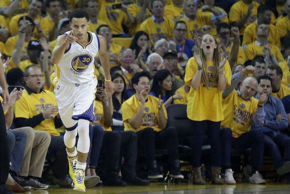 Με τέτοιο Curry απλά ΔΕΝ χάνεις (photos+videos)