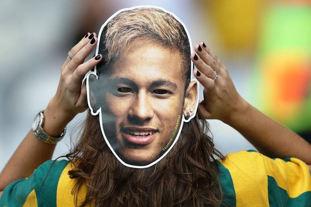 Copa America: Η απίστευτη κίτρινη κάρτα του Νεϊμάρ (video)
