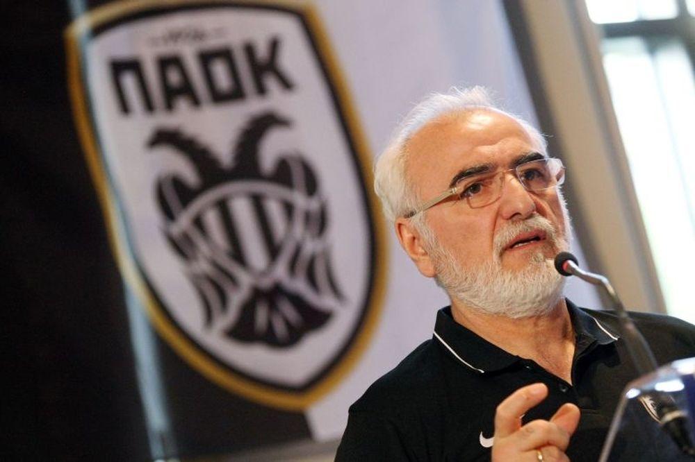 Στη Θεσσαλονίκη ο Ιβάν Σαββίδης