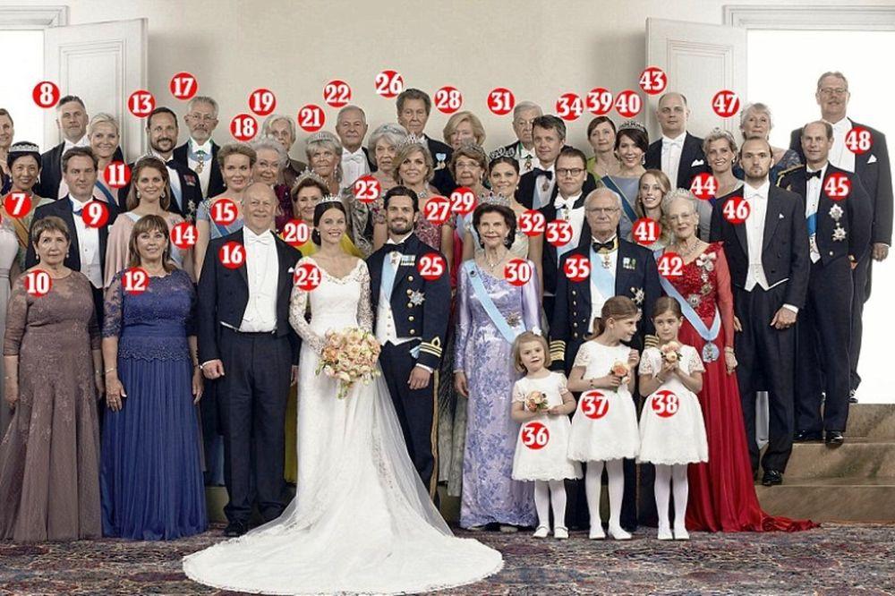 Όλη η Βασιλική Οικογένεια σε μία εικόνα! (photos)