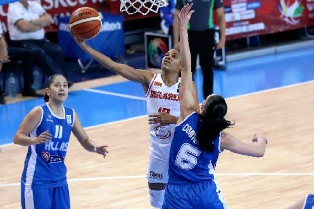 Ευρωμπάσκετ Γυναικών: Έχασε αλλά προκρίθηκε η Εθνική
