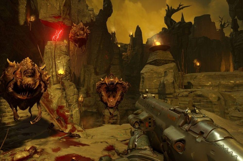 Επιστρέφουν Doom και Final Fantasy 7! (videos)