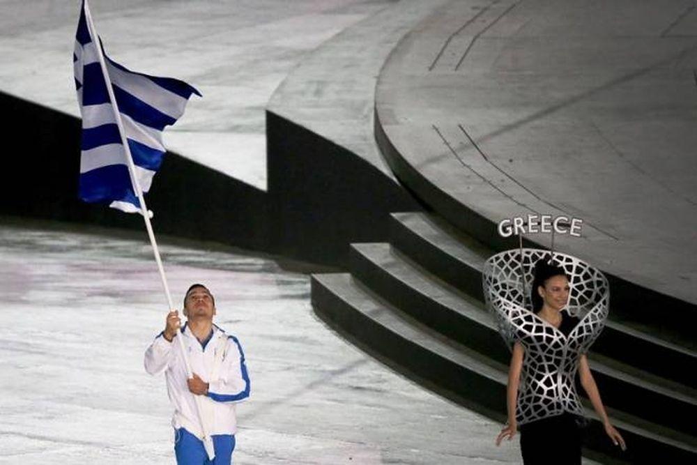 Η ελληνική παρουσία στο Μπακού την 5η ημέρα