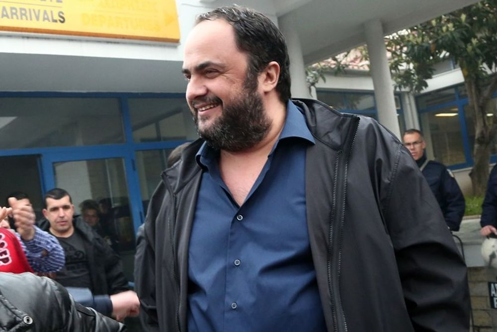 Ο Μαρινάκης ζητά εξαίρεση Ανδρεάδη