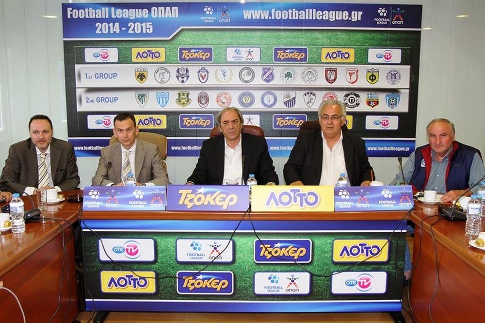 Football League: Επικυρώνεται η άνοδος ΑΕΚ, Ηρακλή