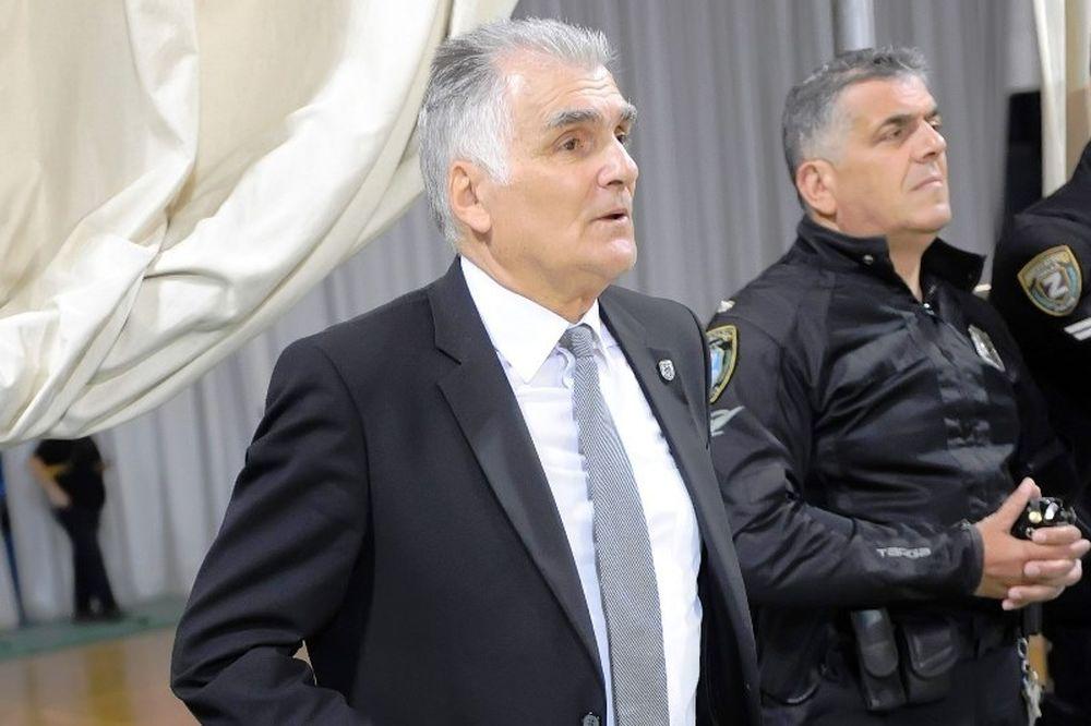 Μαρκόπουλος: «Μην είναι ταβάνι η τρίτη θέση»