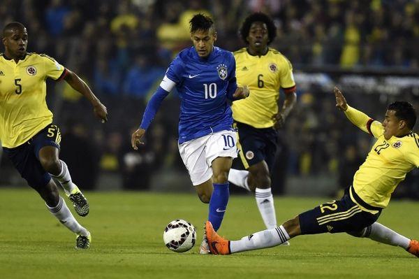 «Έβραζε» το Σαντιάγο, 1-0 η Κολομβία τη Βραζιλία! (videos)