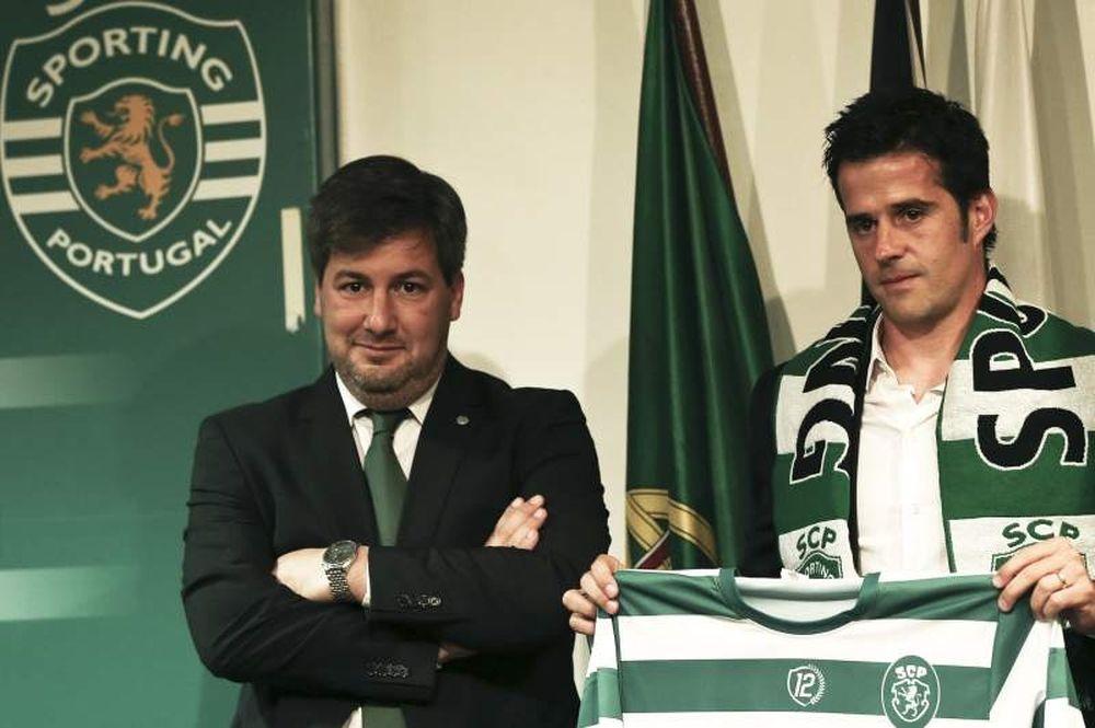 Τρελό κράξιμο κατά του Μάρκο Σίλβα από τον πρόεδρο της Σπόρτινγκ Λισαβόνας!